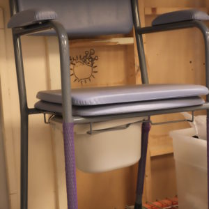 Chaises médicalisées