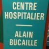 Signalétique pour hôpitaux