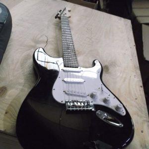 Guitare stratocaster
