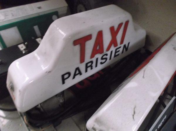 Indicateur taxi