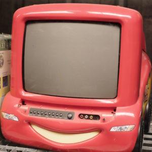 téléviseur cars
