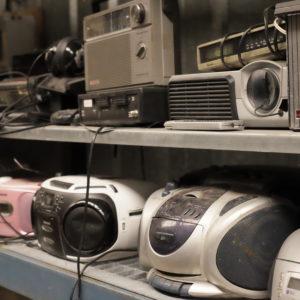 Chaînes et lecteurs radio