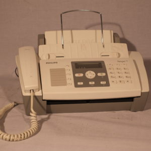 Hybride téléphone fax (1)