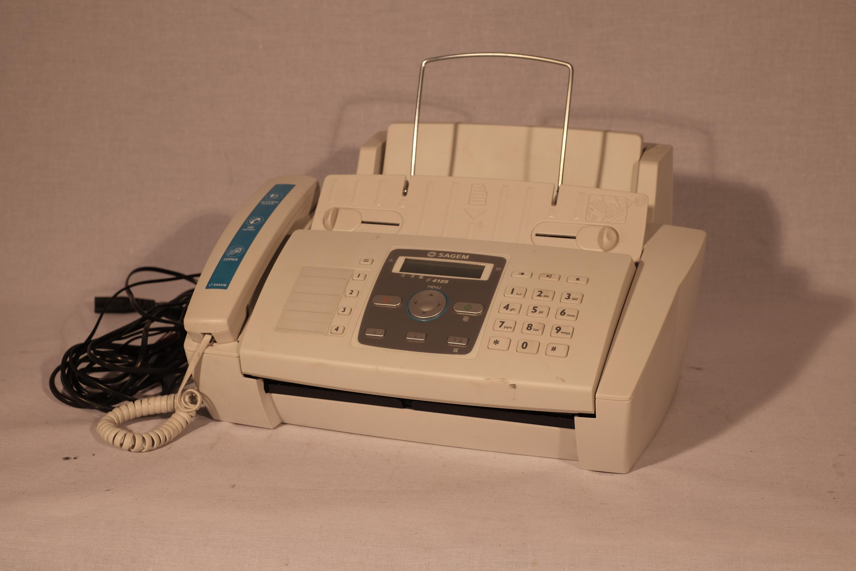 Hybride téléphone fax (2)