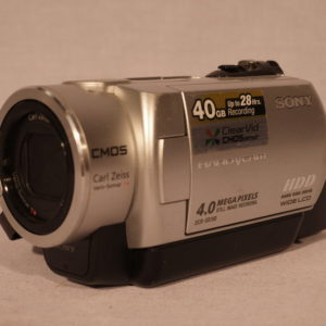 Caméscope numérique compact Sony Handycam