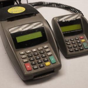 Terminal de paiement électronique (TPE) avec son pin-pad